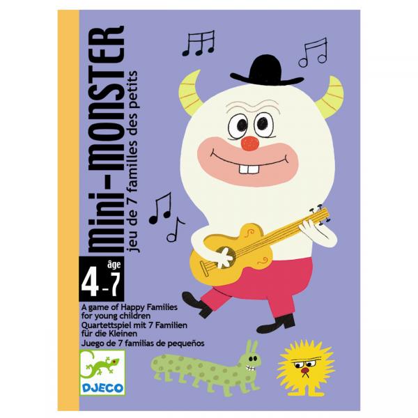 Mini Monster – Djeco