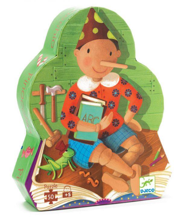 Pinocchio 54pc Jigsaw Puzzle